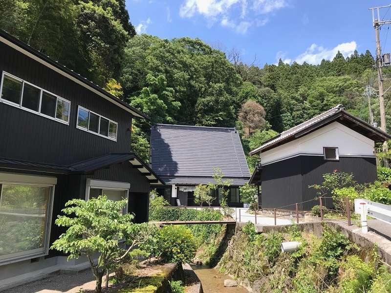 そに木霊リゾート垰TAWAの外観