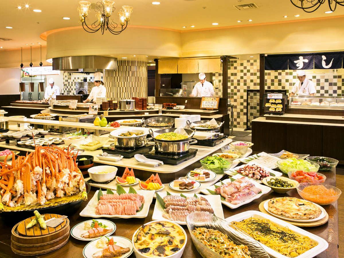 伊東ホテル聚楽  料理
