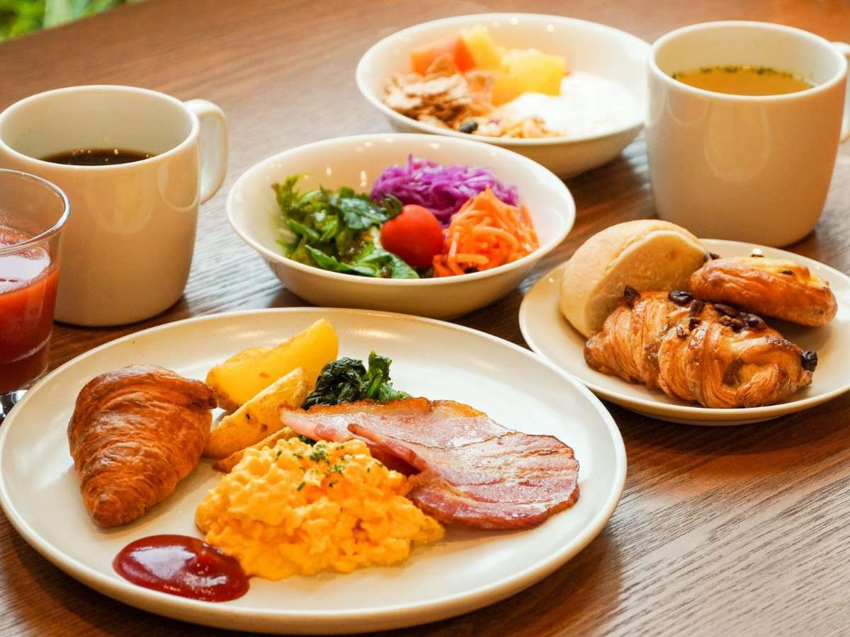 朝食※料理の写真はイメージです。