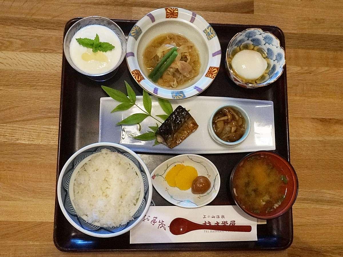 【ご朝食】和朝食をご用意致します ※イメージ