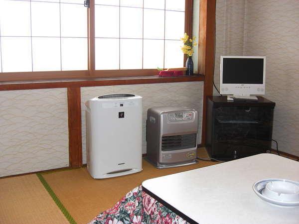 PM2.5対応の加湿空気清浄機を部屋に置きました。花粉対策にも良いのではないでしょうか?