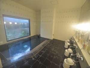 ◆大浴場はユニットバスでは取れない疲れを流してくれます☆(写真:男性大浴場)