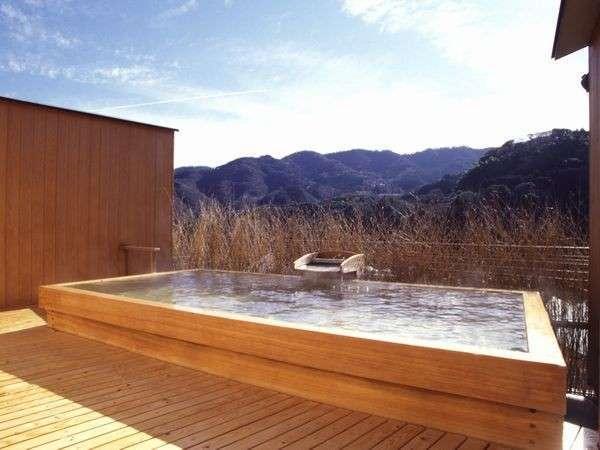 ふきや 屋上貸切露天風呂