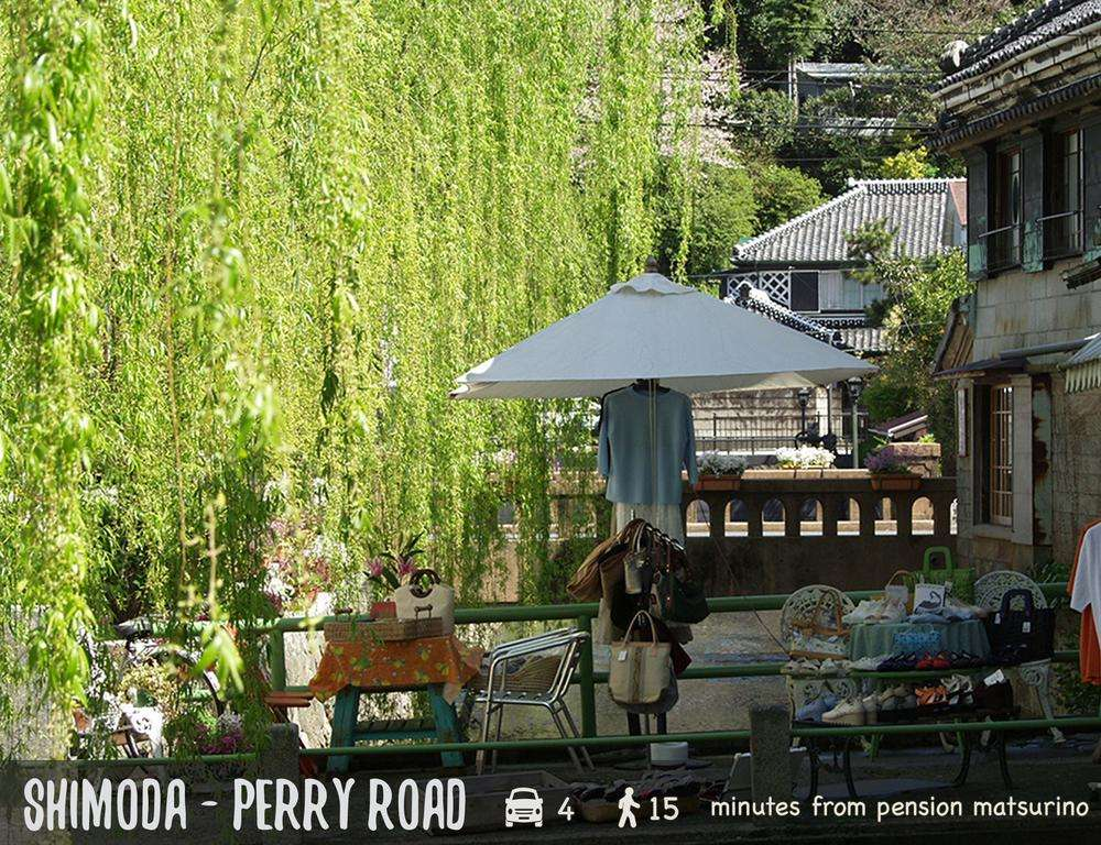 SHIMODA PERRY ROAD BY CAR:4, ON FOOT:15 MINUTES FROM PENSINO MATSURINO