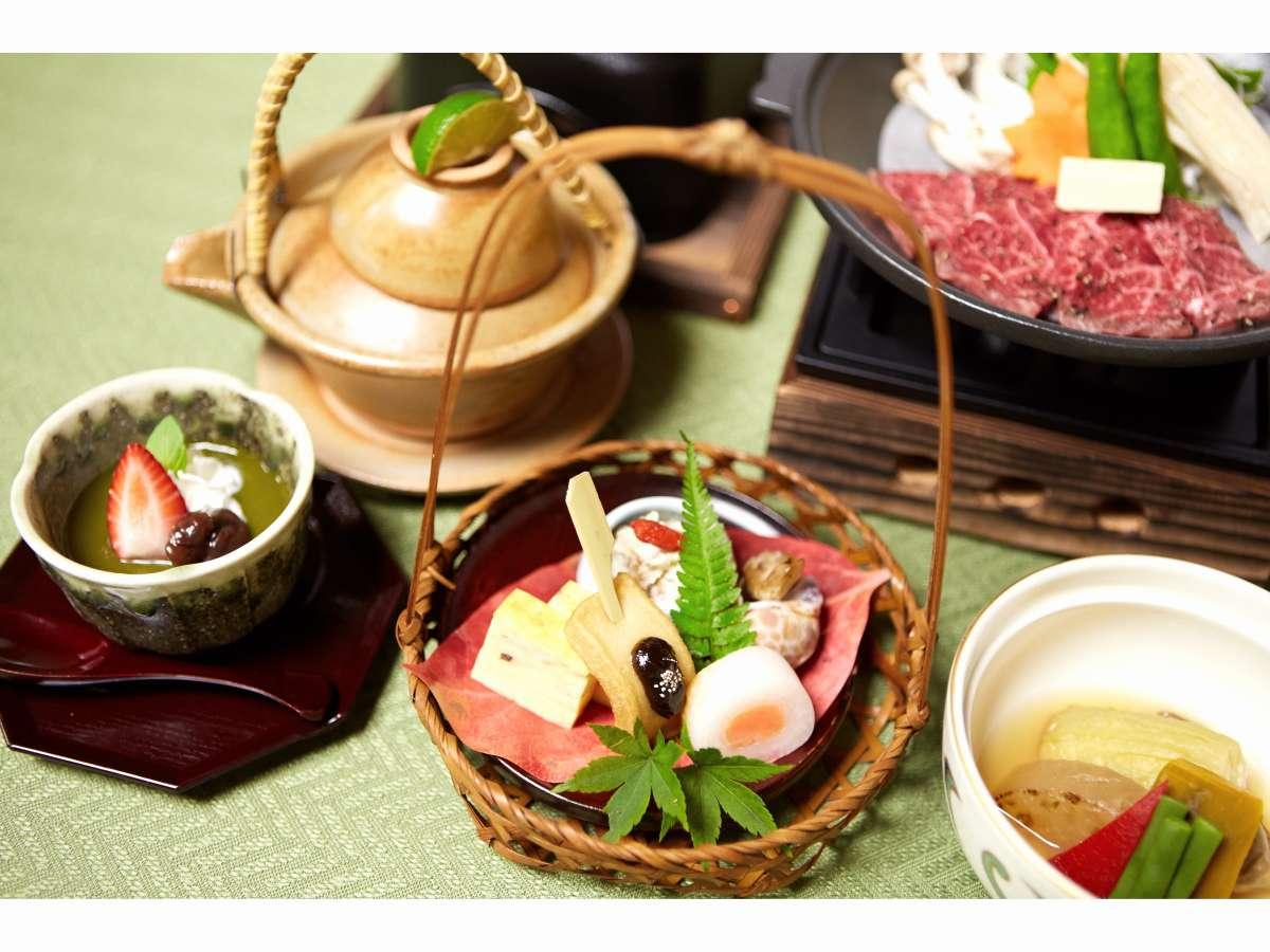 秋の宴会料理