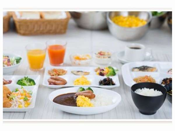 朝食メニュー(日替わり提供)