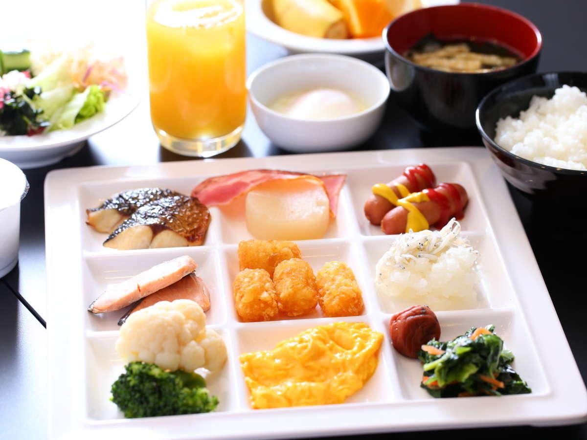 ■朝食ビュッフェ