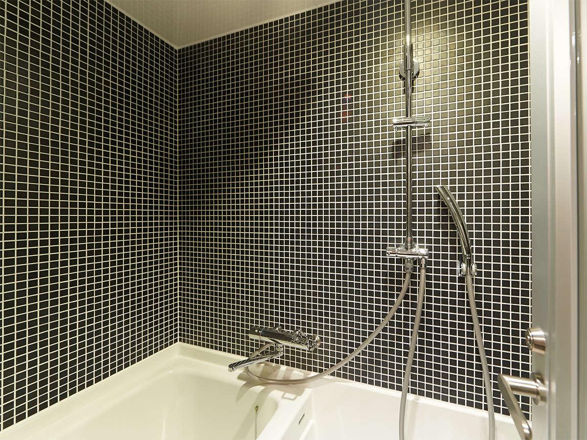 コンフォートダブルの浴室