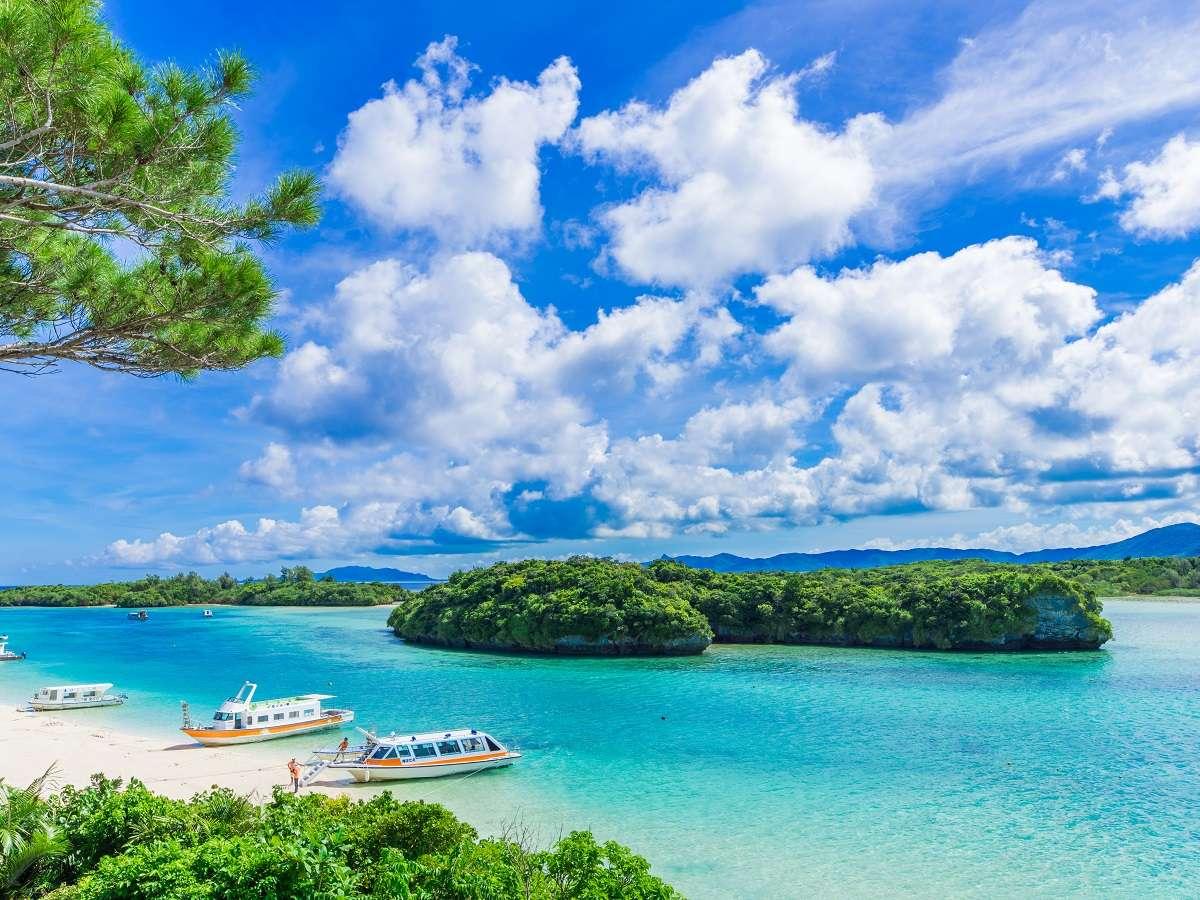 石垣島の美しい自然を体感♪(画像はイメージです)