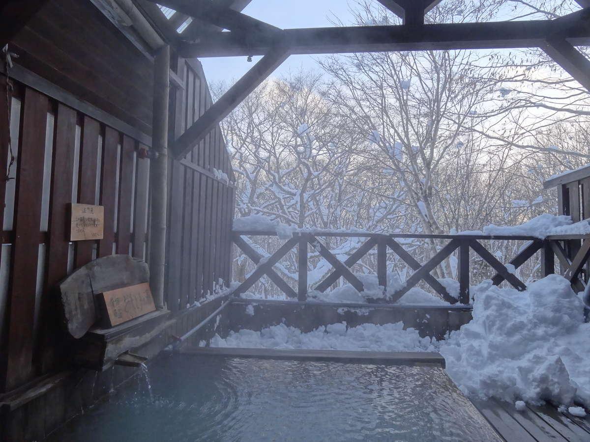 冬貸切露天風呂