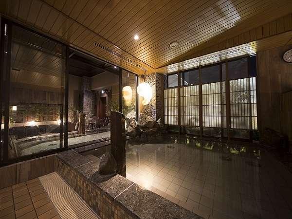 ◆男性内風呂(夜)