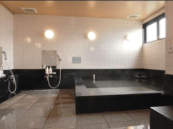 朝まで入浴できるパブリック浴室