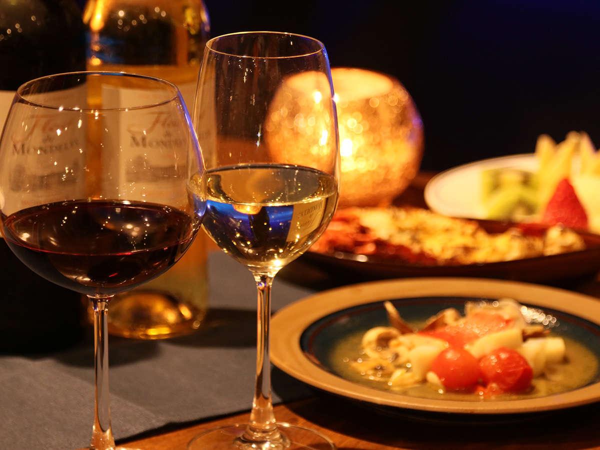 夕食 -Dinner-◆伊勢海老や東伊豆の名産「金目鯛」などを使用したコースディナーです