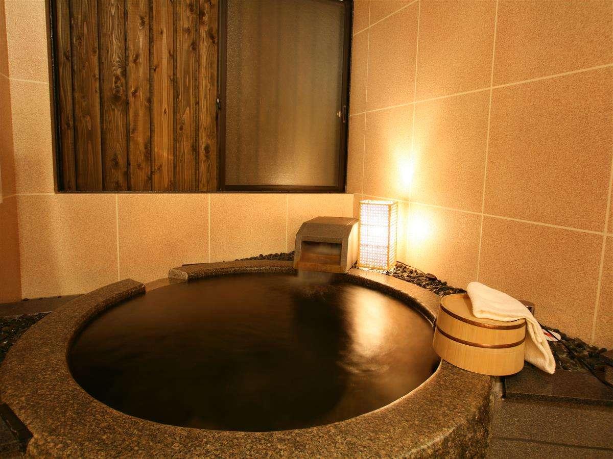 ~石風呂タイプの温泉