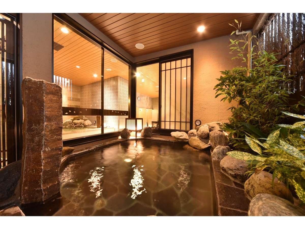 【天然温泉 幸鐘の湯】夜通し朝の10時までご利用頂けます。