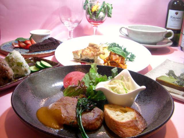 那須高原の新鮮なお野菜と、那須産のチーズや卵・お肉とのマリアージュをぜひお楽しみください。