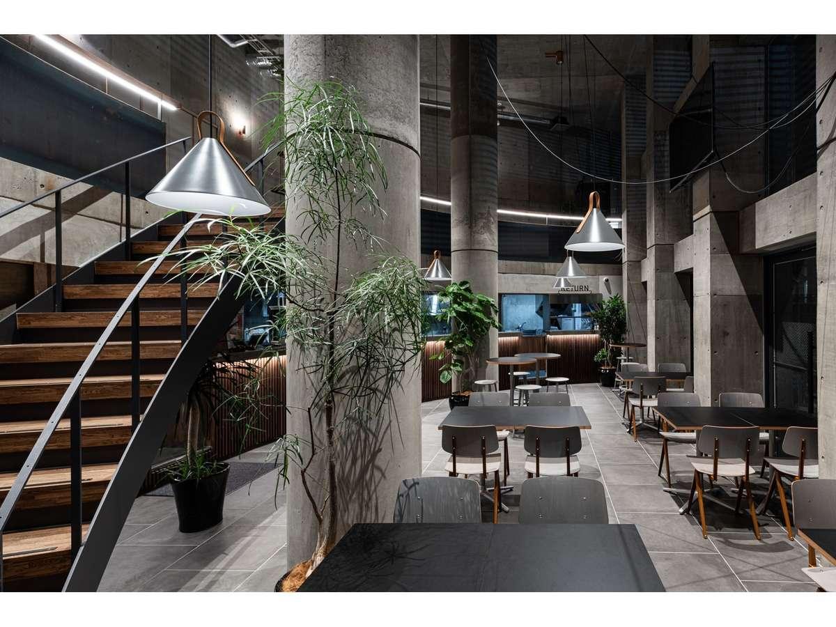 1階レストランまちバルSUBACO