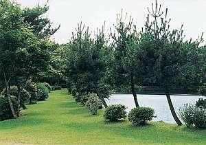 えいざんこ(映山湖)