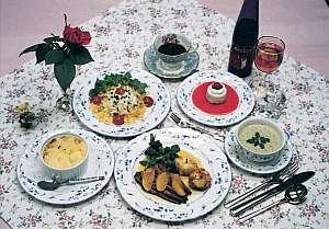 ペンションマスコット:管理栄養士が作る体にやさしい美味しい料理