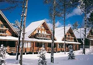 ハイランド・ヴィラ北軽井沢:約千坪の敷地に18棟。万座や嬬恋のスキー場へも!