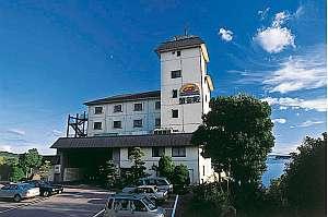 ホテル蟹御殿 外観