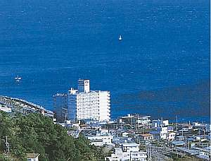 伊東パウエル 海辺の露天風呂のホテルの写真