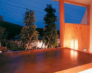 天然温泉と満天の星 土肥ペンション