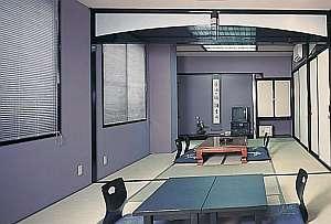 いさりびの湯 民宿灘浦荘:手入れの行き届いた綺麗な御部屋
