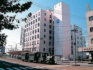ターミナルホテル松山 外観