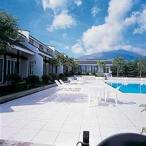 北軽井沢ハイランドリゾートホテル 外観