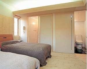 ファミール・イン・ラミーナ:バリアフリータイプの客室もご用意しています。