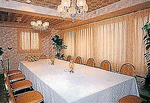 ユーキホテル:会議室