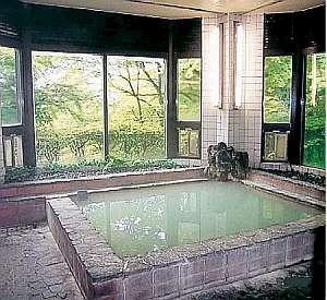 長寿湯 箱根荘:温泉