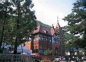 神戸花ホテル:神戸観光の目玉・北野異人館街へ徒歩10分