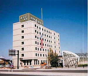 ホテルルートイン米沢駅東