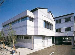 岡山県青年館 外観