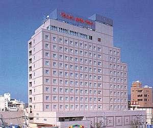 甲府ワシントンホテルプラザ:甲府盆地に聳え立つ都市型ホテル