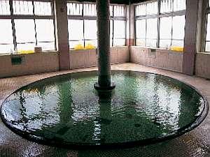 喜至楼 別館:【館内風呂】ローマ式千人風呂