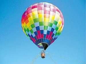 熱気球に乗って北アルプスの絶景を眺めよう!