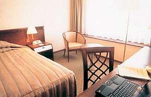 鹿島セントラルホテル:新館シングルルーム