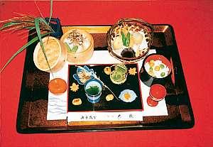 ゆ宿  大蔵:板前の腕がさえる料理