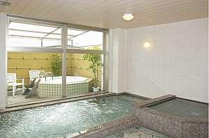 関空ジョイテルホテル/旧ベストウェスタンホテル関西エアポート:男女別の大浴場、サウナで疲れを癒します