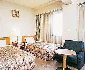 ホテルサンパレス:ツインルーム