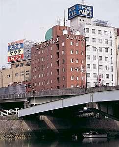 ホテルサンパレス:広島駅から徒歩3分