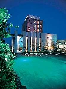 ホテルメッツォイン半田:知多半島の中心に立地し、名古屋からも30分