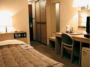 久慈グランドホテル:シングルルーム