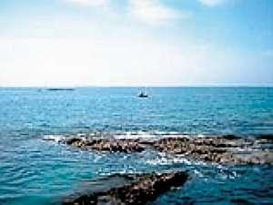 ペンションシロギス:ボートで小物釣りも♪