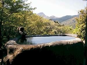 箱根強羅温泉 コージーイン 箱根の山