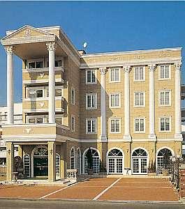 プリンセスコートホテル 外観