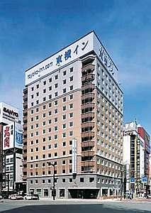 東横イン 札幌すすきの交差点:外観